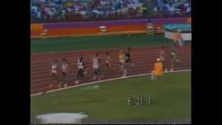 5000m Final - Olympic Games, Los Angeles 1984