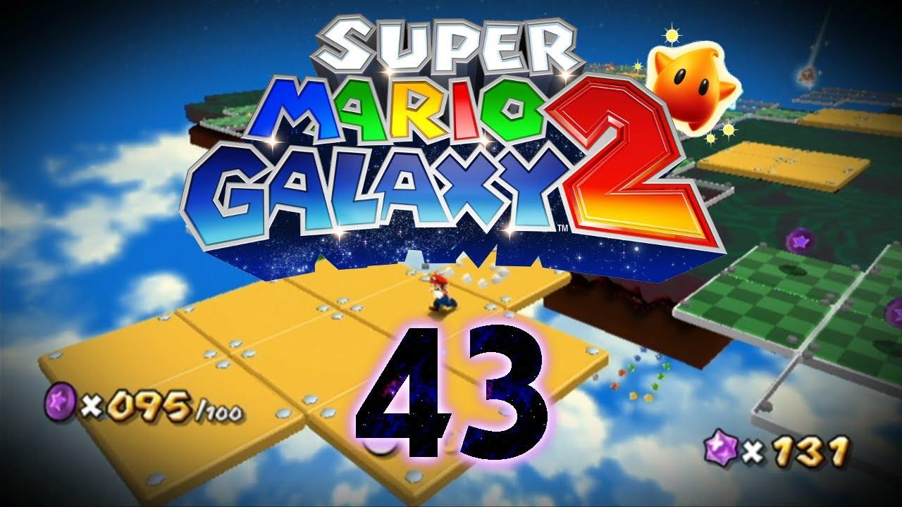 Lets Play Super Mario Galaxy 2 Folge 43 Pixel Luigi Lila Münzen