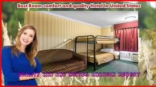 ✓ Quality Inn and Suites Anaheim Resort Los Angeles (CA) state California Luxury Five Star Hotels In