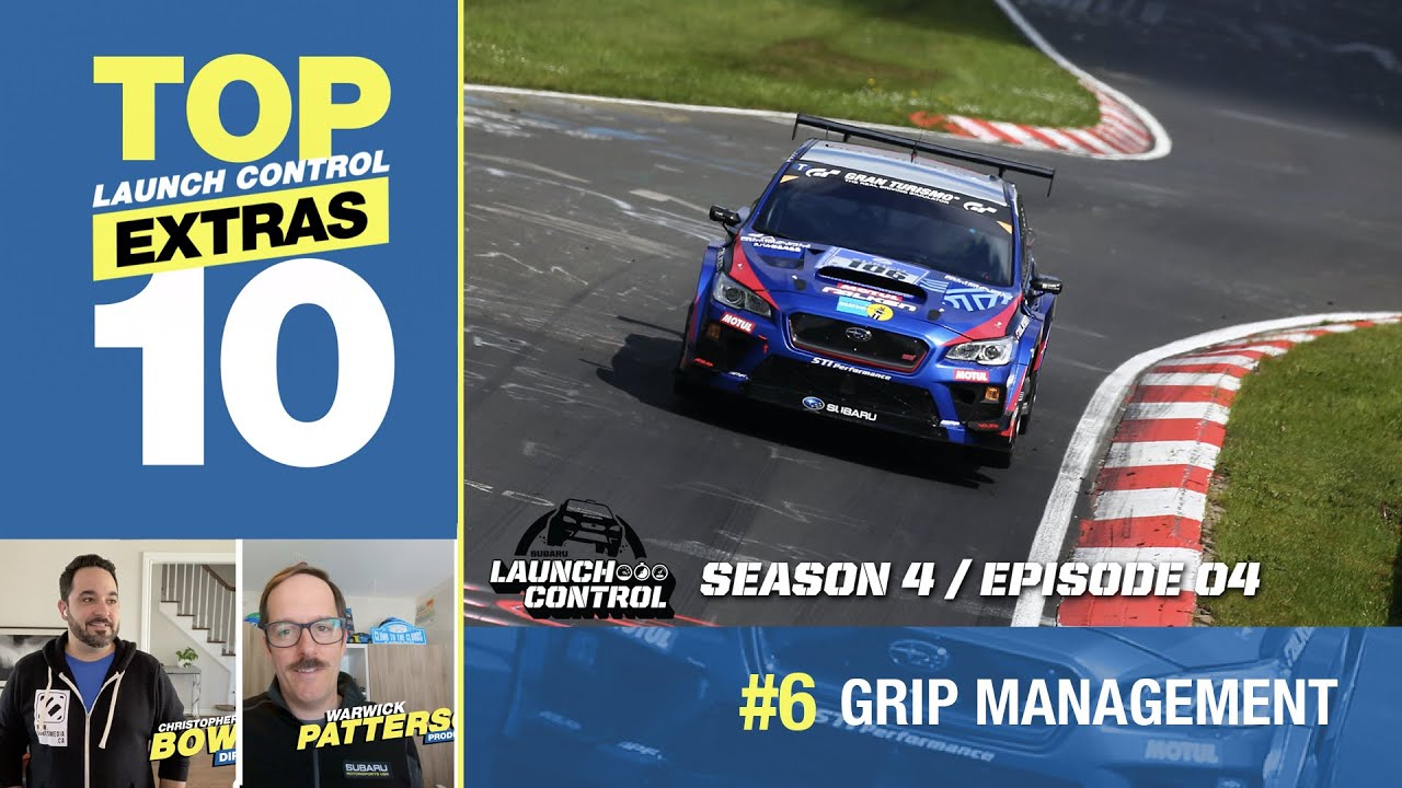 launch control top 10 6 grip management with creators warwick chris youtube launch control top 10 6 grip management with creators warwick chris