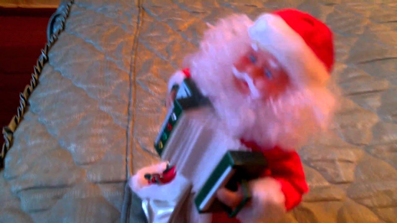 Пьяный дед Мороз. - YouTube