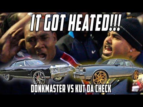 Donkmaster , Kut Da Check , Boost Doctor & Mr Hensley @ Battle of the Streets 2018
