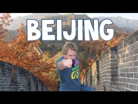 Furious World Tour | Beijing, China - Great Wall, Kung Foo, Donkey, Spiders, Duck | Furious Pete