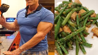 Amazing quick muscle gain meal