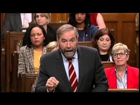 [CPAC Video] Conservative Party mocks Democracy in Canada. Blatant Contempt of Parliament