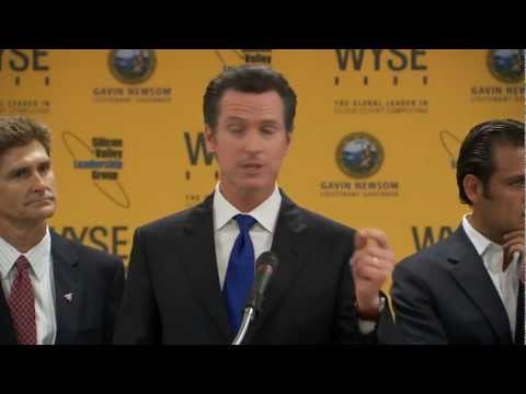 Newsom Unveils Economic Growth & Competitiveness Agenda for California