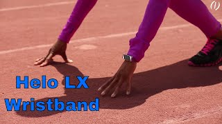 Introducing Helo Lx Wristband by Frode Borge