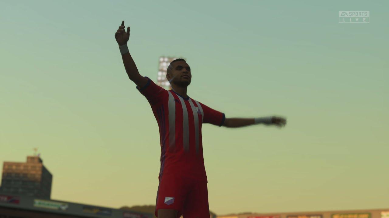 Download Youssef En-Nesyri Golaso MAT Tetouan against Ponferradina FIFA 22