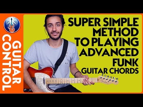 Funk Guitar Techniques: Super Simple Method to Playing Advanced Funk ...