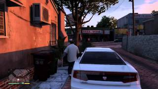 Grand Theft Auto V végigjátszás 05.