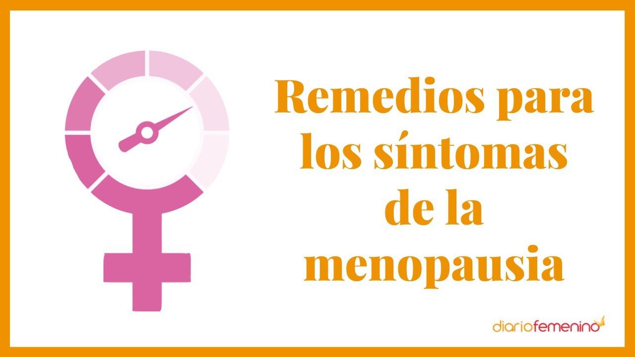 Sofocos, mareos, insomnio, taquicardia... Remedios y tratamiento para los síntomas de la menopausia