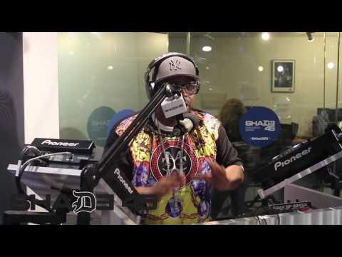 Dj Kayslay interviews Zo Green on Shade45