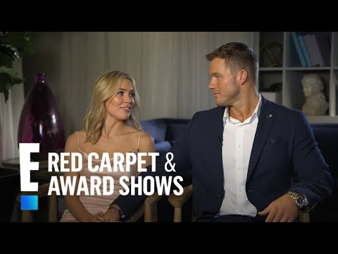 Colton Underwood Was Over The Bachelor After the Fence | E! Red Carpet & Award Shows