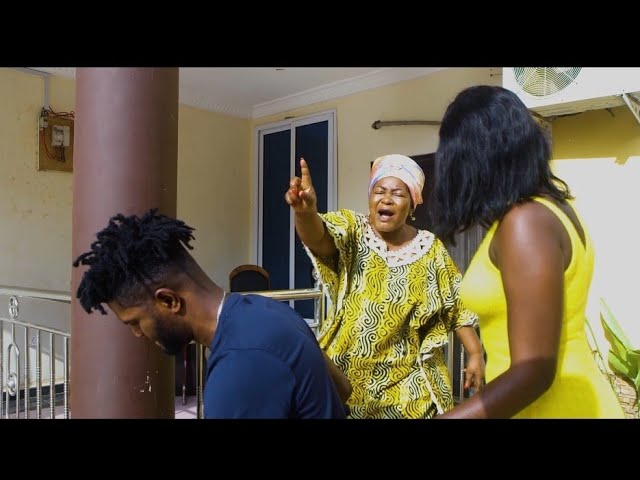 Ogidibrown ft Yaa Jackson - True Love (Official Video)