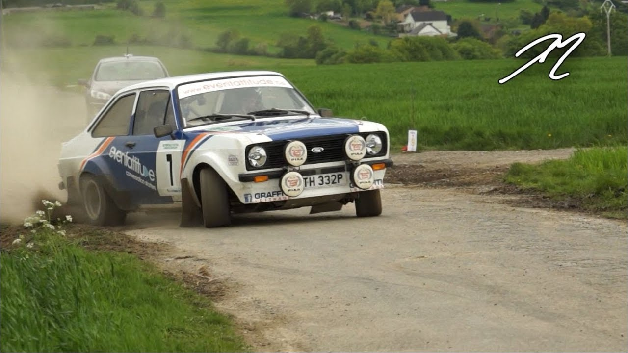 Historic Rally Festival 2013 [HD] by JM - YouTube