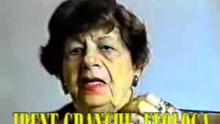 001  Irene Granchi   Ufóloga Relata Seu Primeiro Avistamento