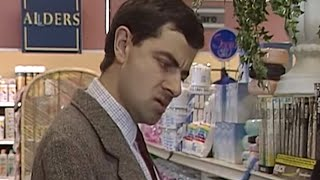 Shop Like Bean | Funny Episodes | Mr Bean Official