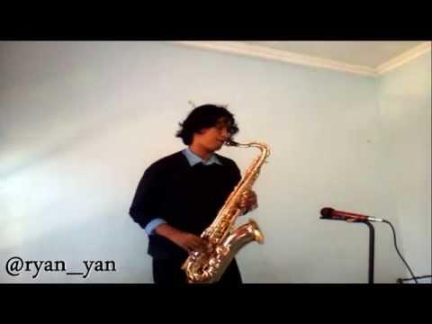 RYAN WU - Apalah Arti Menunggu 'RAISA' Saxophone Cover