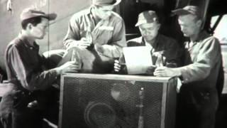 Consolidated B-24 Liberator film.  50 Hour Inspection: B-24 Hydraulics F 1079