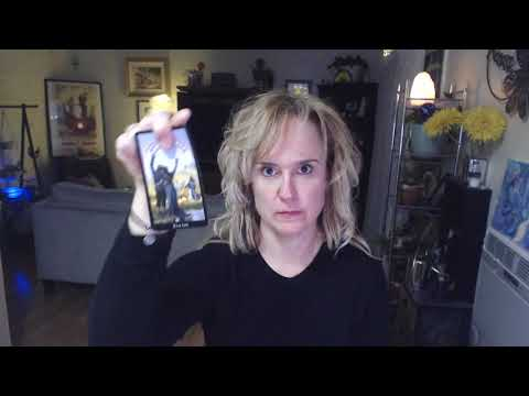 AquariusRising/ Ascendant February 2018 General Reading + Solar Eclipse