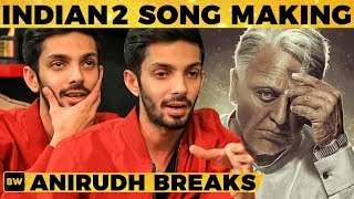 BREAKING: Indian 2 Songs Making - Anirudh Reveals the Inside Story!! | MG Show