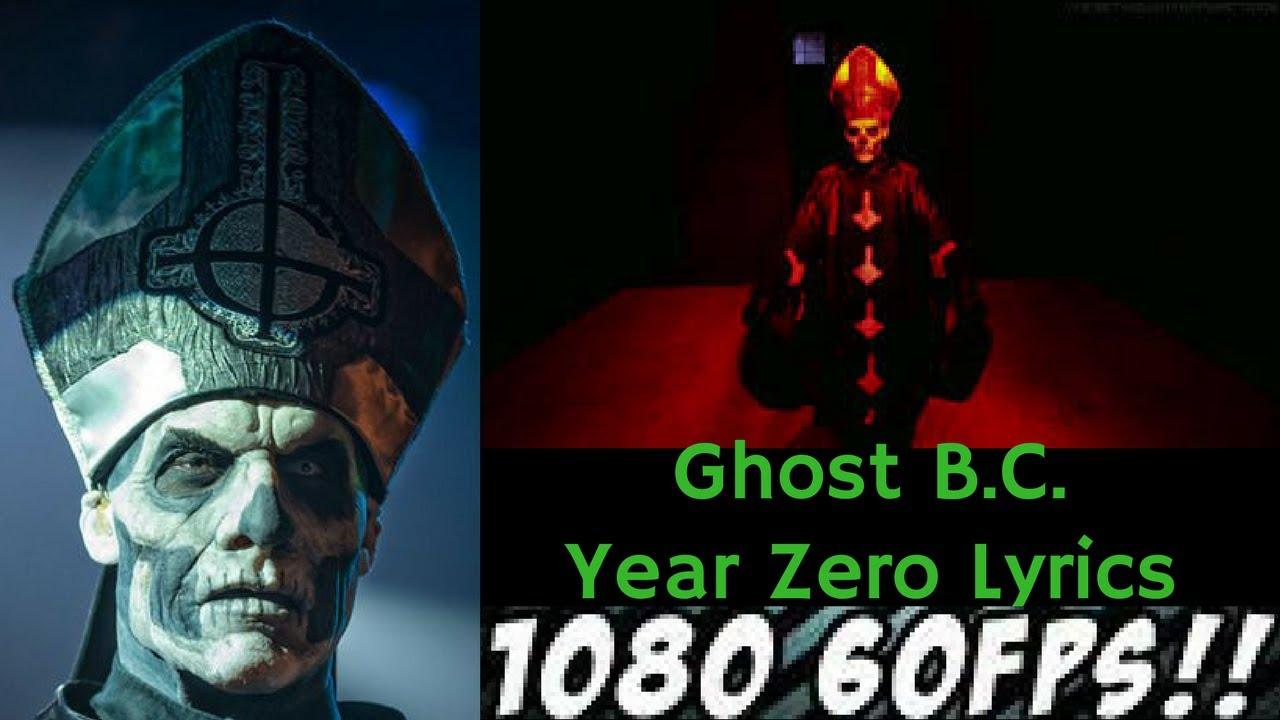 Ghost bc year zero uncensored