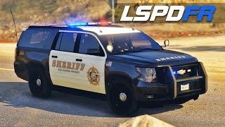 LSPDFR SP E70 - 2015 Chevy Suburban PPV
