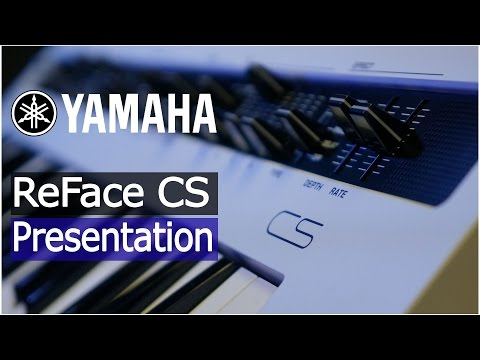 The Yamaha reface - here! | Red Dog Music Blog