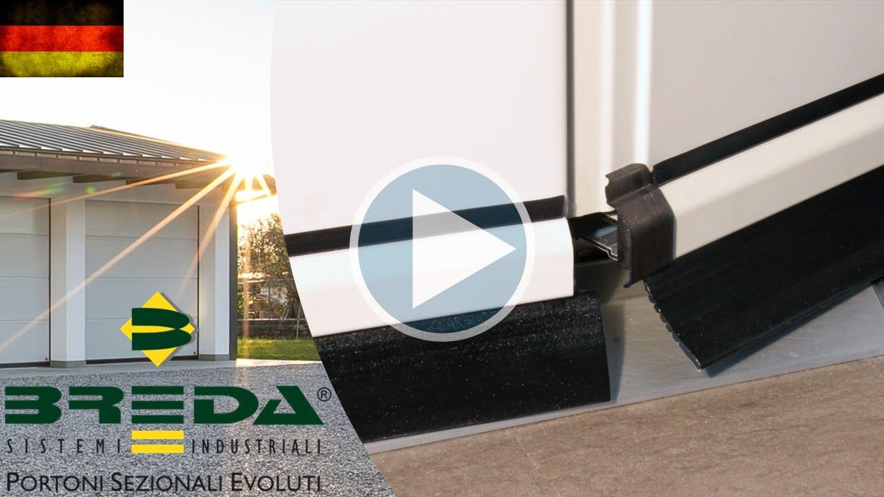 Hervorragend Phenix, Seitensectionaltor Breda. Die Neuheiten - YouTube LH51