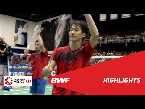 YONEX US Open 2019 | Finals MD Highlights | BWF 2019