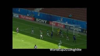 Mexico 3-3 Japan Women U-20 Highlights July 14 2010 Full highlights & all goals