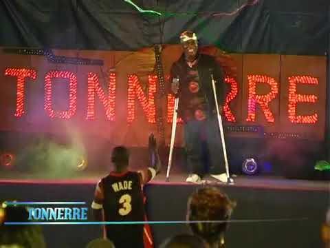 Prestation JOSS KEZO   A L'emision Tonnere De L'année 2010