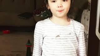happy#MamaPpapa##Nabia#myself#4yearsgirl#kidsrhymes#russian#fun#jus...