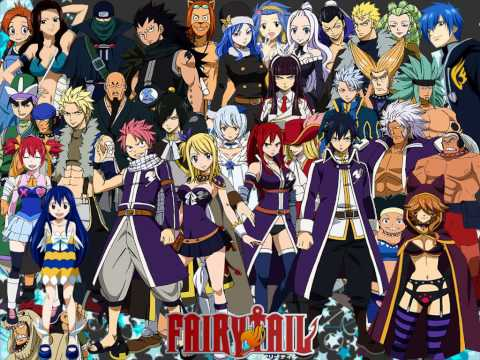 Fairy tail opening 11 (full)