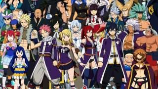 Fairy Tail Opening 11 Full