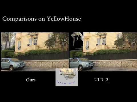 Supplemental Video - Automatic 3D Car Model Alignment for Mixed Image-Based Rendering