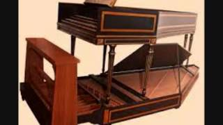 Bach - Prelude and fugue in G BWV 541 - Gerard van Reenen, harpsichord