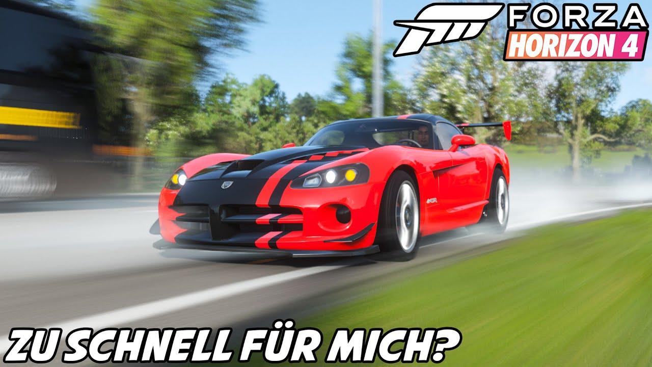 Zu schnelle Fahrer für mich?   Forza Horizon 4 Ranked Rennen #12   Gameplay German