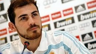 Iker Casillas- Goodbye My Lover