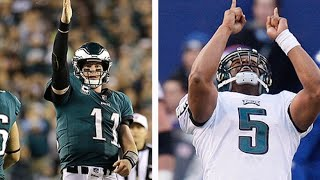 Philadelphia Eagles | Donovan Mcnabb | Hating on Wentz??