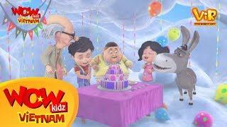 Cậu Bé Robot Siêu Clip 8 - Vir : The Robot Boy - Cartoon Movie - Cartoons For Children