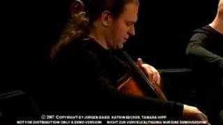 Rastrelli Cello Quartett - Tchaikovsky  Andante Cantabile