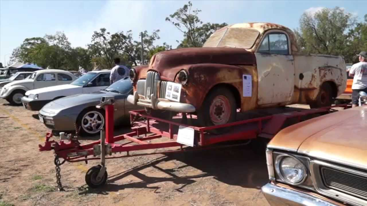 Outback Classic Show n Shine in Emerald: Classic Restos - Series 28