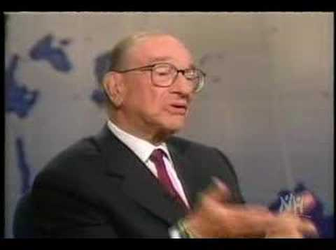 Greenspan Admits The Federal Reserve  Is Above The Law & Answers To No One