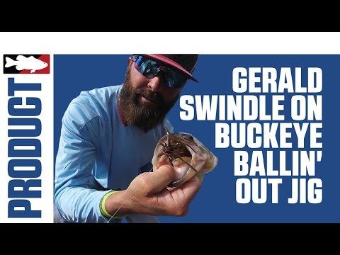 Gerald Swindle On The Buckeye Ballin' Out Jig