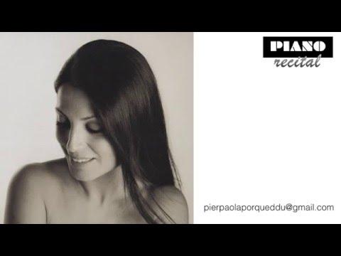 Video promozionale del nuovo CD di Pierpaola Porqueddu