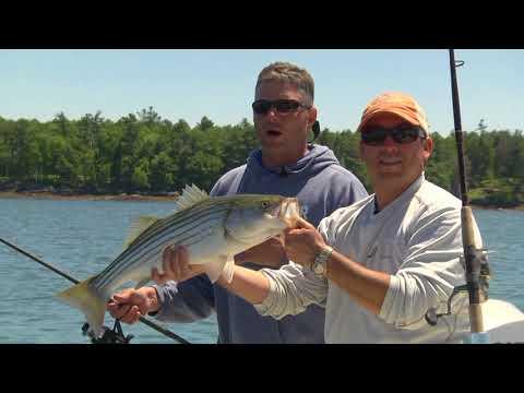 Casco Bay Stripers (Full Episode)