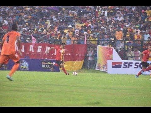 East Bengal FC 2-2 Mohun Bagan – All Goals – CFL 2018