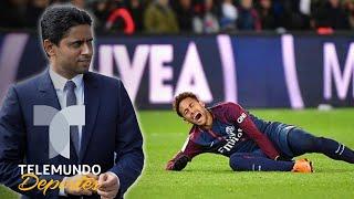 El PSG se harta de Neymar y le abre la puerta por primera vez | Telemundo Deportes