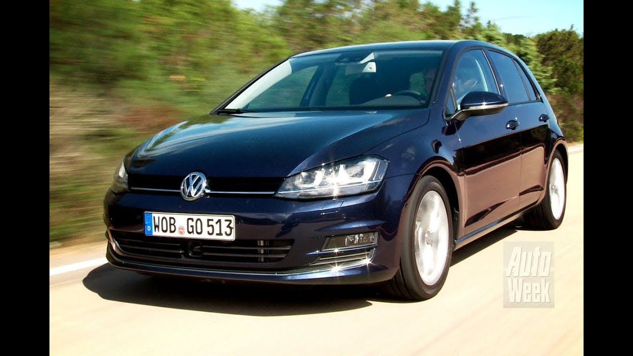 Volkswagen Golf Vii Road Test English Subtitled Youtube - Metallic Farben Golf 7